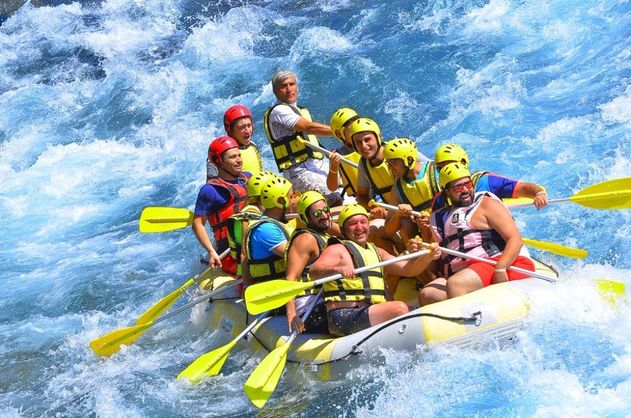 raftingo river rafting tours antalya