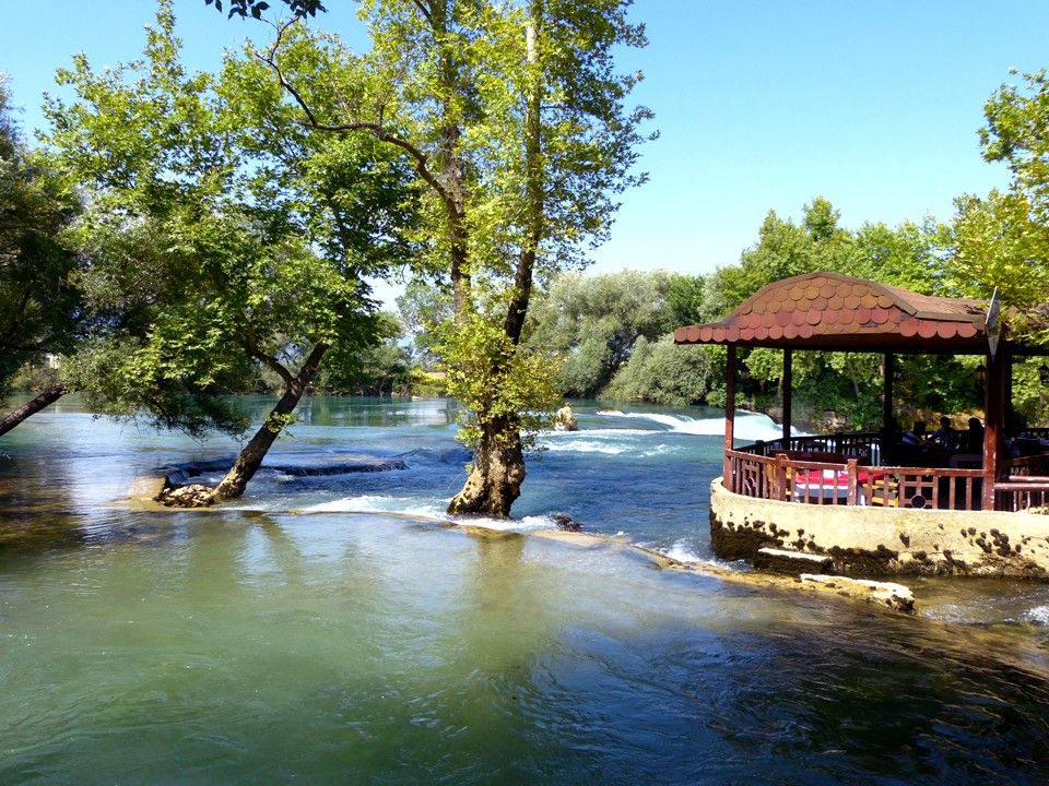MANAVGAT WATERFALLS 3