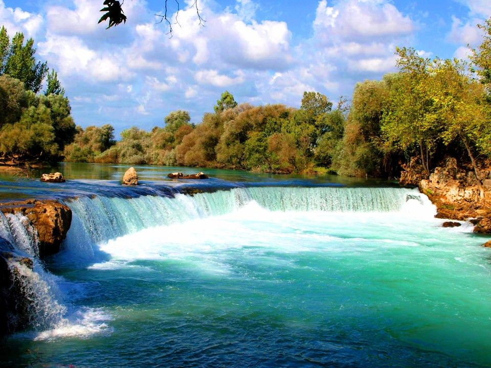 MANAVGAT WATERFALLS 2