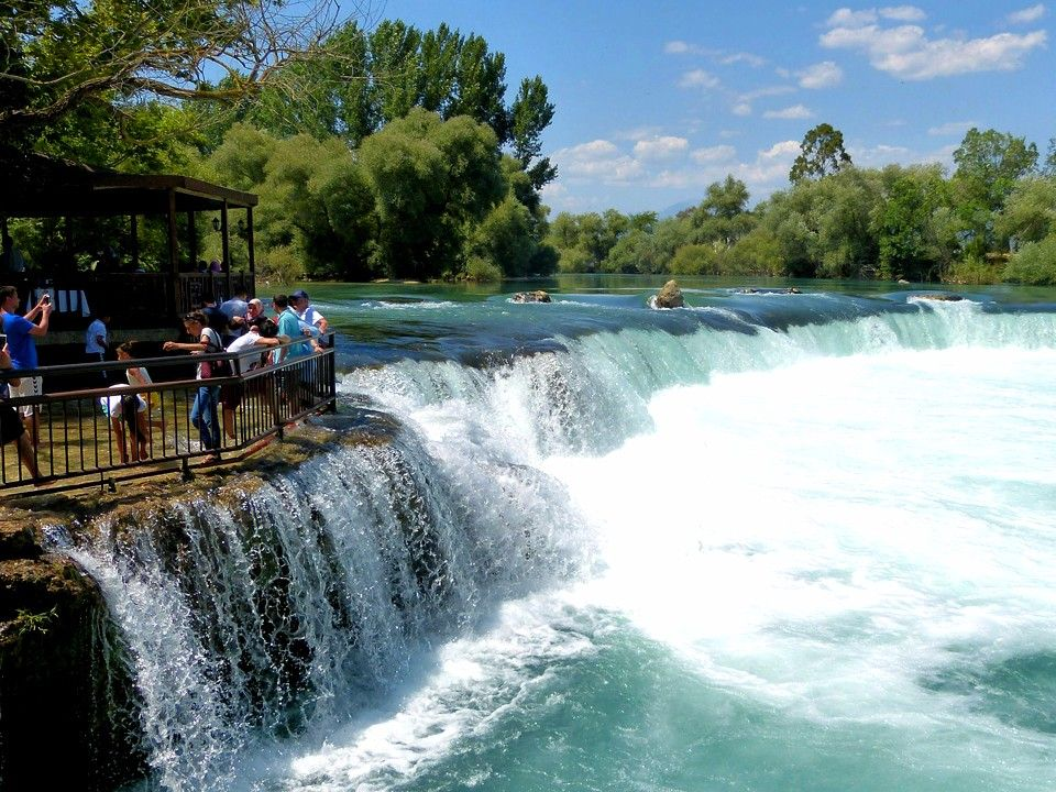 MANAVGAT WATERFALLS 1