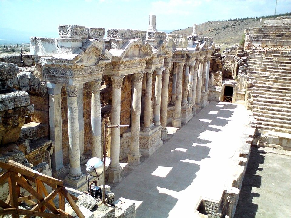 HIERAPOLIS AND COTTON CASTLE 3