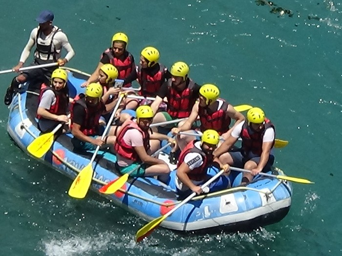 Rafting Prices, Prices - About Antalya Rafting Opportunities