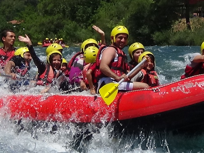 Rafting Difficulty Level - About Rafting Difficulty Level