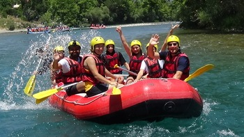 Rafting Tour Beskonak - About Rafting Tour Beskonak