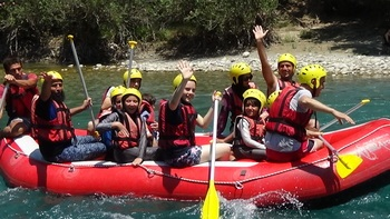 Antalya Rafting Reservation, About Antalya Rafting Tour Reservation