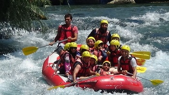 Rafting Communication - About Rafting Communication
