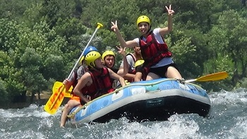 Beskonak Rafting Contact, About Beskonak Rafting Reservation