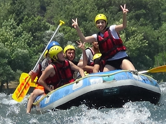 Beskonak Rafting Contact - About Beskonak Rafting Reservation