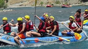 About Antalya Koprucay Rafting Difficulty Degree