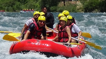 About Koprulu Canyon Antalya, Koprulu Canyon Rafting Antalya