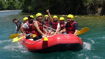 Antalya Koprulu Canyon Rafting, About Antalya Koprulu Canyon Rafting Tours