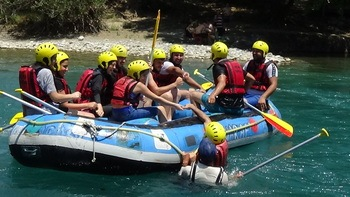 Rafting in Manavgat - About Rafting Tour in Manavgat