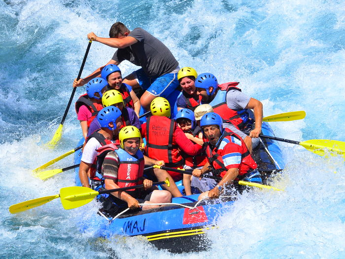 Rafting Tour Campaigns in Alanya, Rafting Alanya Tour