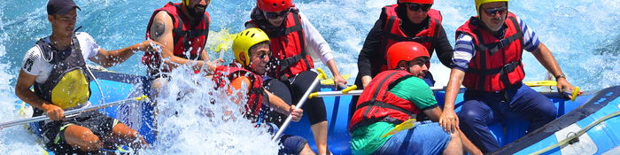 Antalya Adventure Tours, Activities, Best Tour Options in Antalya