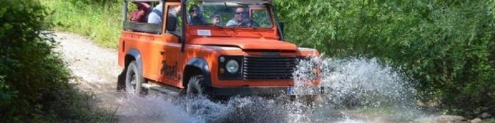 Jeep Safari & Rafting Tours, Package Tours