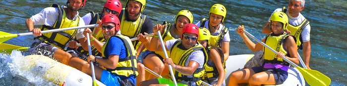 How to do Raftring? Enjoy The Rafting