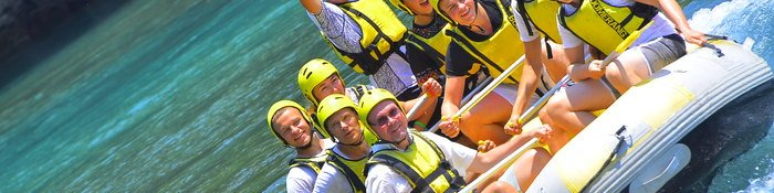 The funniest Rafting Company of Antalya
