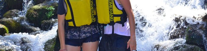 Tour information before the Rafting trip, Antalya Rafting Tours