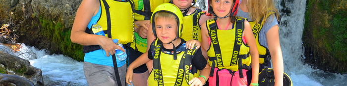 Where Rafting Trips Take Place? Rafting Tours Antalya