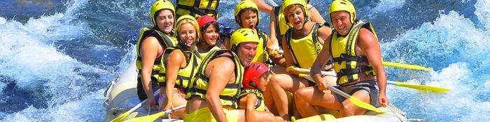 Follow the rules for suitable Rafting Trip, Rafting Tour İn Antalya