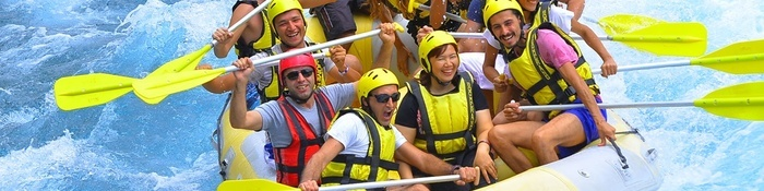 Raftingo Rafting Tour İn Antalya