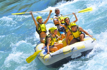 Koprulu Canyon Rafting Tour - About Antalya Rafting Tours