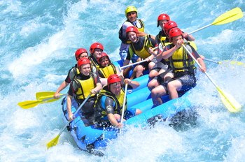Manavgat Rafting Pictures - Photos of Manavgat rafting tour