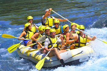 Manavgat Rafting Videos - Manavgat Rafting Tour Videos