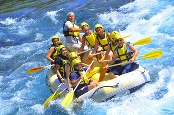 Rafting Tour, Antalya Rafting Tours