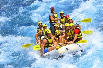 Rafting Tour, Rafting Packages - Antalya Rafting Tour Services