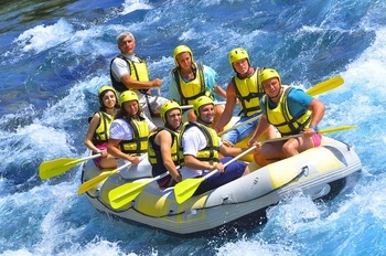 Antalya Rafting Tour, Koprulu Canyon Rafting Tours, Best Prices