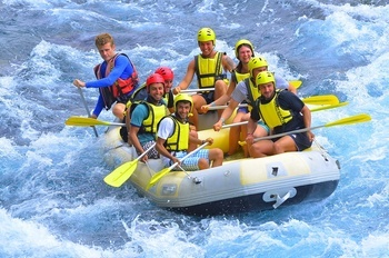 Rafting with Family and Children, Rafting Antalya