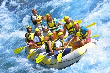 Rafting Tour in Antalya, Koprulu Canyon, Kopru Cay Rafting Program