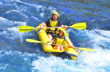 Antalya Rafting Tours Koprulu Canyon