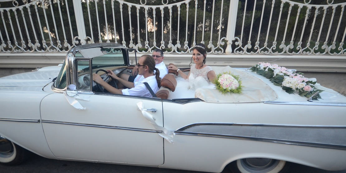 What Should You Pay Attention To When Decorating The Bridal Car