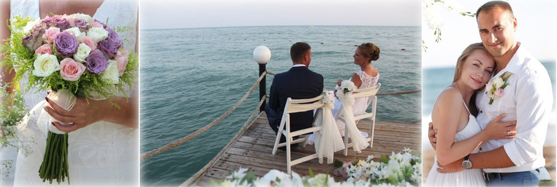 wedding designer beach