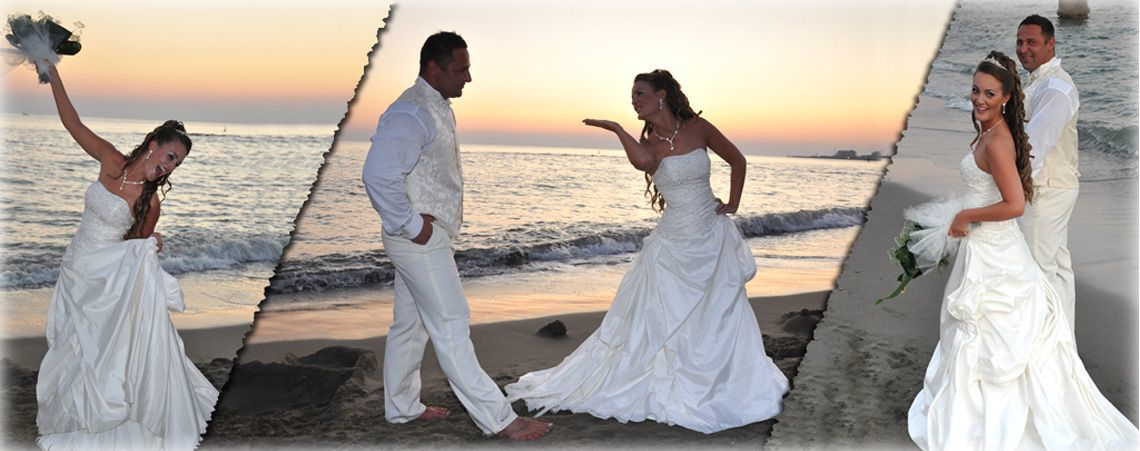 wedding planner Beach ceremony