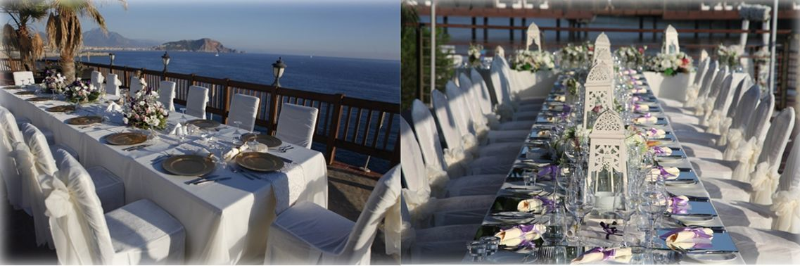 wedding in turkey antalya beach