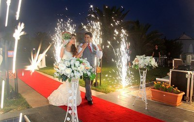 indian wedding Antalya
