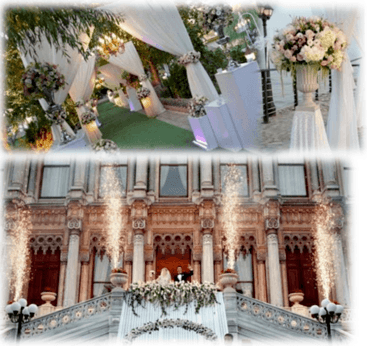 Wedding City Istanbul, indian wedding planner in Turkey