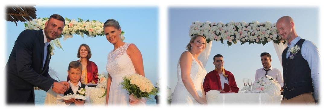official marriage in Turkey