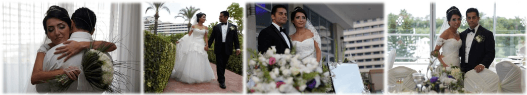 wedding consultant in Antalya