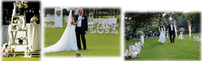 turkey beach weddings