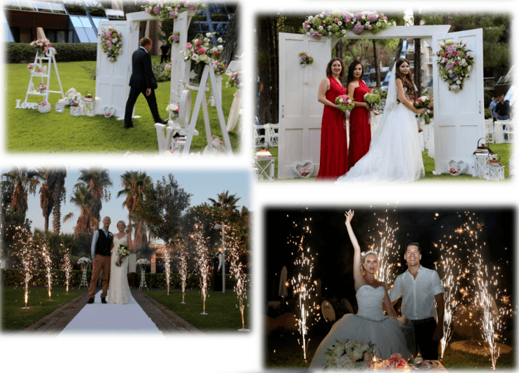 turkey wedding packages