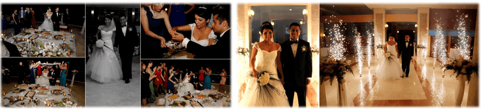 luxury persian wedding in turkey