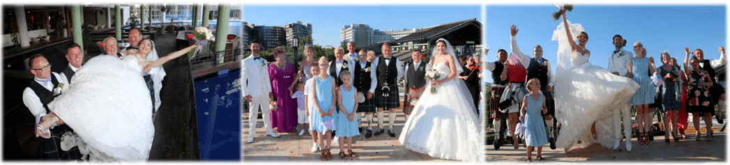 scottish wedding in turkey