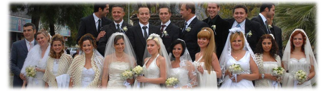 saint nicolas wedding festival antalya