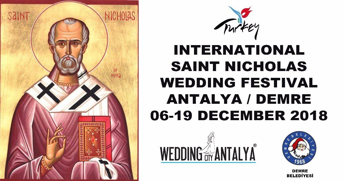 St.Nicolas wedding festival in turkey