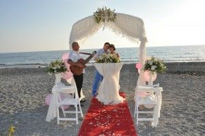 Wedding in Turkey Antalya