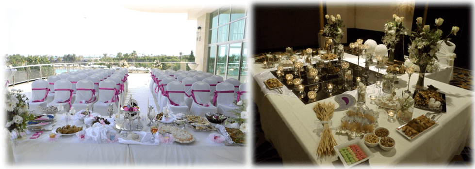 Iranian Wedding Package Antalya